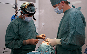 Доктор Патлажан операции