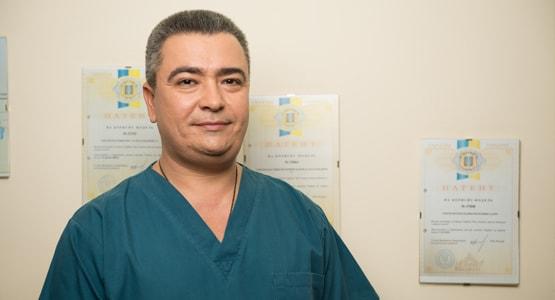 Патлажан Г.И. - пластический хирург