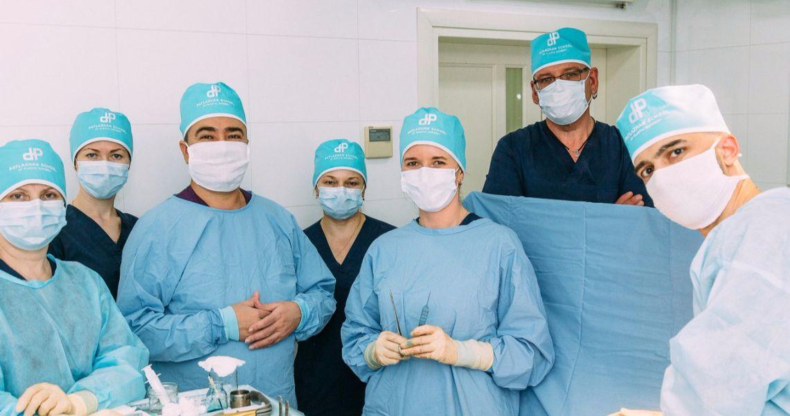 обучение пластической хирургии